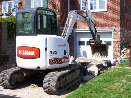 cincinnati concrete driveway removal
